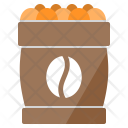 Seed Beans Agriculture Icon
