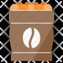Coffee Beans Icon