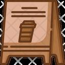 Coffee Board Icon