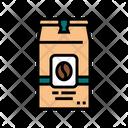 Coffee Box Coffee Box Icon