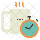 Coffee brake Icon