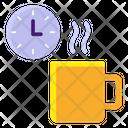 Coffee Break Tea Cup Tea Break Icon