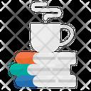 Coffe Break Book Icon