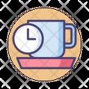 Coffee Break Tea Break Coffee Icon