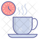Coffee Break Caf Cup Icon