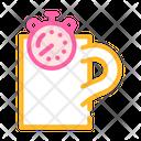 Coffee Break Relax Icon