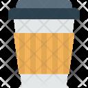Coffee Cappuchino Cup Icon