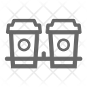 Coffee Carrier Icon