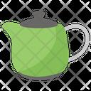 Coffee Cattle Tea Kettle Electric Kettle Icon