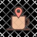 Coffee center Icon