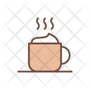 Coffee Cream Cream Coffee Coffee Icon