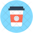 Coffee Cup Disposable Cup Paper Cup Icon
