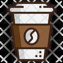 Icoffee Take Away Icon