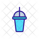 Takeout Glass Alcohol Icon