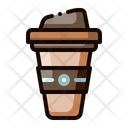 Coffee Sleeve Drink Icon