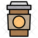 Coffee Cup Beverage Restaurant Icon