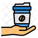 Coffee Cup Paper Cup Take Away Icon