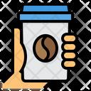 Coffee Cup Coffee Take Away Icon