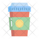 Coffee Cup Delivery Cup Paper Cup Icon