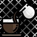 Coffee Cup Hot Coffee Black Coffee Icon