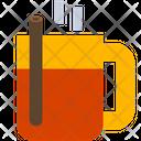 Coffee Cup Cinnamon Coffee Icon