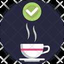 Keto Diet Coffee Tea Icon