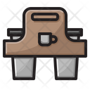 Coffee Cup Holder Icon