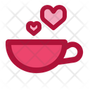 Coffee Love Drink Icon