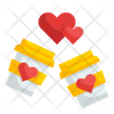 Coffee Date Coffee Cup Icon