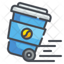 Coffee Delivery Icon