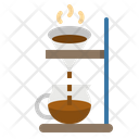 Drip Coffee Filter Icon