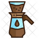 Icoffee Dripper Drink Icon