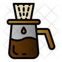 Coffee Dripper Icon