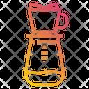 Coffee Drip Dripper Icon