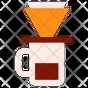 Coffee Dripper Coffee Dripper Icon