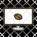 Coffee Entertainment Icon