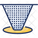 Coffee Filter Net Icon