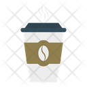 Coffee Paper Cup Hot Icon