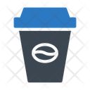 Coffee Caffeine Papercup Icon