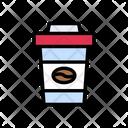 Coffee Papercup Tea Icon