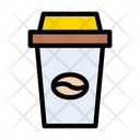 Coffee Tea Cafe Icon
