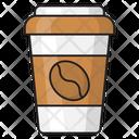 Coffee Cup Break Icon