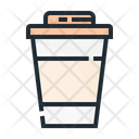 Coffee Drink Glass Icon
