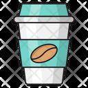 Coffee Cafe Cappuccino Icon