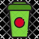 Coffee Glass Coffee Drink Icon
