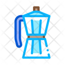 Pot Boiling Coffee Icon