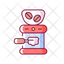 Coffee Grinder Mill Icon