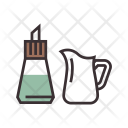 Coffee Ingredients Sugar Icon