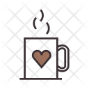 Coffee is love Icon