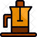 Coffee Pot Jar Icon